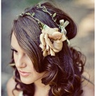 Flower Head Pieces