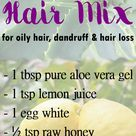 Aloe Vera and Lemon for Hair Growth, Oily Hair & More   beautymunsta   free natural beauty hacks and more