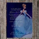Cinderella Bridal Showers