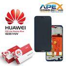 Huawei P20 Lite (ANE-L21) Display module LCD / Screen + Touch + Battery klein Blue 02351VUV