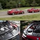 2012 Audi A7 3.0T Quattro vs. 2013 BMW 640i Gran Coupe