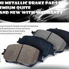 Rear Ceramic Brake Pads For 2005 2006 Buick Terraza Chevy Uplander Montana Relay    eBay