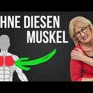DIESER Muskel macht 90 Prozent aller Schulterschmerzen ⚡ Entspanne ihn direkt