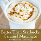 Starbucks Caramel