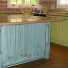 1000 ideas about antique glaze on pinterest glazed for Antiquing kitchen cabinets with chalk paint