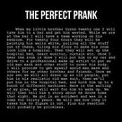 Mean Pranks