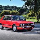 BMW 524td 1983 87