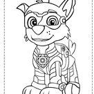 desenhos para colorir patrulha canina 51