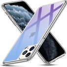 ESR Mimic Designed for iPhone 11 Pro Case, 9H Tempered Glass - Purple Blue