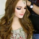 hairstyle with lehenga   open   wedding   simple   receptions   Top 40 Open Hairstyle With Lehenga