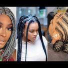 New Stylish Braiding Hair Compilation 2021