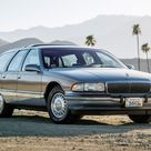 No Reserve 1995 Buick Roadmaster Estate Wagon