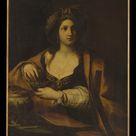Unknown, 1630   Artemisia, the widow of Mausolus, King of Caria   fine art print   Canvas print / 150x180cm   59x71
