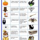 Rätselecke - Halloween