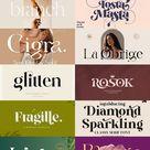 10 Stylish Modern Serif Fonts for Branding in 2021