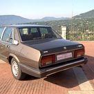 Alfa Romeo   Alfa 6 injectie Quadrifoglio Oro   1983