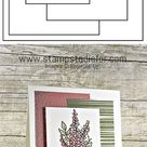 Sunday Sketches SS015 - Lots of Lavender Sale-a-bration Stamp Set - Stamps to Die For
