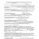 Make your Free Independent Contractor Agreement