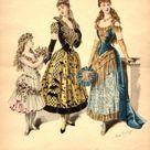 Victorian Fancy Dress