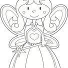 Princess Coloring Pages - Best Coloring Pages For Kids