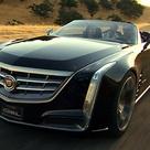 2011 Cadillac Ciel Concept  Top Speed