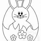 Das Beste zu Easter Bunny Template – Ideen und Bilder auf Bing | Finden Sie Ihre Favoriten