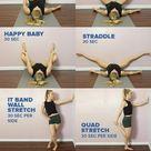 Thursday - lower back/bum workouts