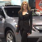 Acura RDX Display at the 2013 Denver Auto Show