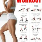 Workouts to Build a Round Booty and Toned Legs - GymGuider.com