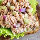 Koolhydraatarme tonijnsalade   Super Shape