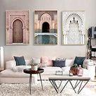 salon marocain complet