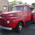 Old Ford Trucks