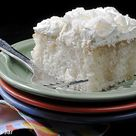 Coconut Cake Easy
