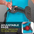 SI Joint Belt | Sacroiliac Dysfunction Treatment & Tailbone or Coccyx Pain Relief Compression Brace
