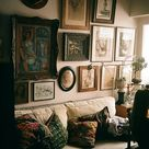Create An Eclectic Gallery Wall!