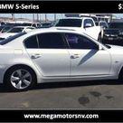 2008 BMW 5 Series Used Cars Las Vegas NV
