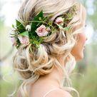 Classic Hair Up | Wedding Ideas | CHWV