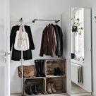 15+ Ideen für einen außergewöhnlichen Eingangsbereich - DIY, Garderoben & Flurmöbel - ZENIDEEN