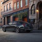 HD wallpaper: Cadillac, Cadillac CT6, Black Car, Full-Size Car, Luxury Car