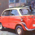1956 BMW Isetta   Meilensteine