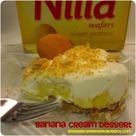 Banana Cream Desserts