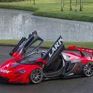 Video: 2016 McLaren P1 GTR Lark Livery   #McLaren #P1 #GTR #LarkLivery #supercar #tuning