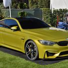 BMW M4 Concept Monterey 2013 Photo Gallery