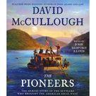 The Pioneers, Audiobook on CD