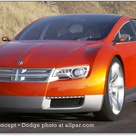All electric 2008 Dodge Zeo concept car