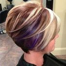 Short Haircut And Color