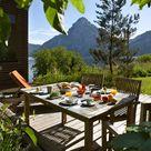 Ferienwohnung direkt am See,SEE 31_Ferienlofts am Traunsee, Salzkammergut, Österreich