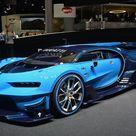 Bugatti Vision Gran Turismo is the future, now [w/video]