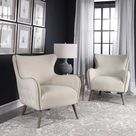 Uttermost Donya Accent Chair