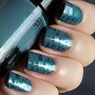 Gray Nails